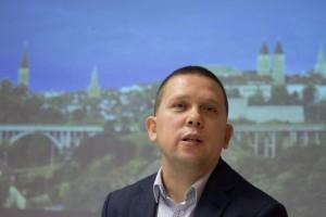 Kész Zoltán független képviselő. Fotó: Origó