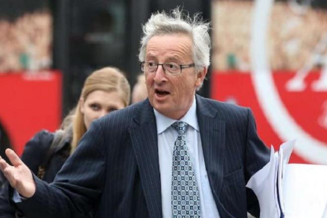 Jean-Claude Juncker piás?
