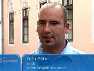 Határzár a vízi határszakaszokra is – mondja a Szegedi Jobbik