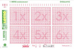 Regisztrált lottózók
