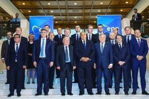Orbán nélkül az Európai Néppárt Fotó: Instagaram
