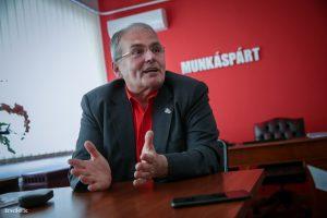 A Magyar Munkáspárt kiáll Lukasenko elnök mellett