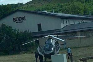 Ebédelni indul? Küldöm a helikoptert!